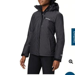 Women's Plus Columbia Winter Coat